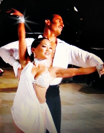 Stepehn Thomas Angel Dumapias Dance Instrucrors In Orange County Wedding Lessons