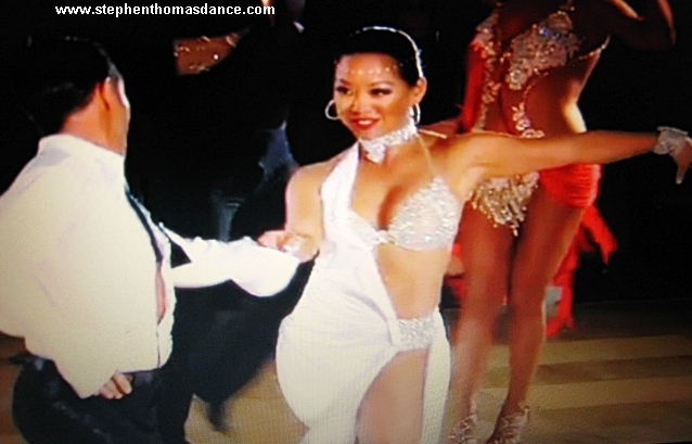 Stepehn Thomas & Angel Dumapias - Dance Instrucrors in Orange County, Wedding Dance Lessons in Orange County, Entertainers Los Angeles, Party Enertainment, Corporate Event Entertainment